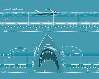 colonna sonora lo squalo
