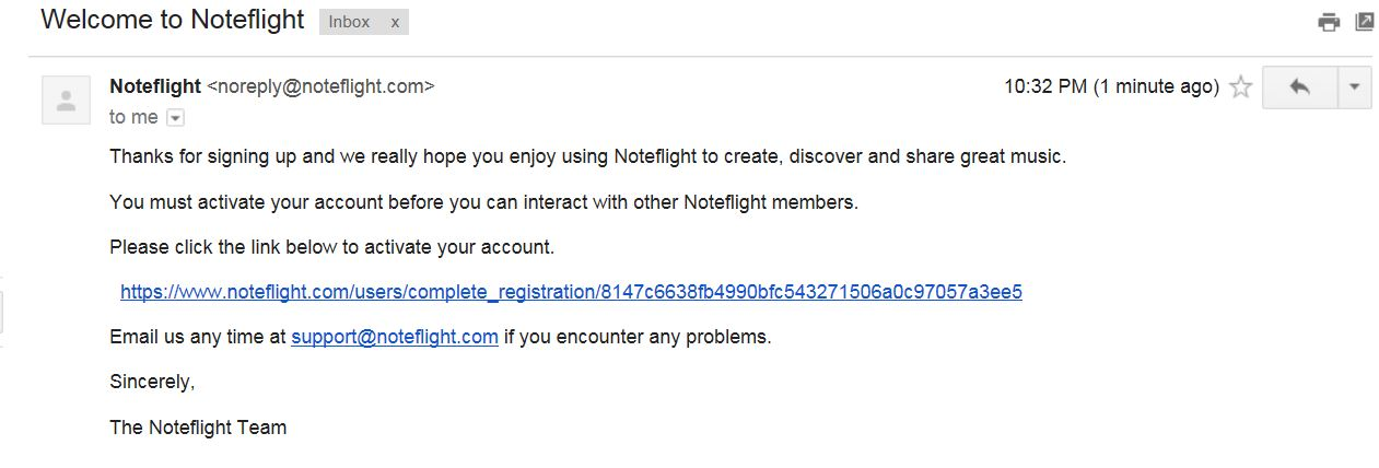 2015-11-08 22_34_07-Welcome to Noteflight - aulodie112015@gmail.com - Gmail - Internet Explorer