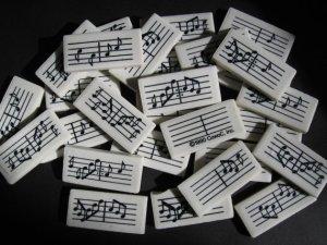 Dominoes music